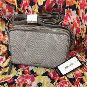 Nine West Double Crossbody - New with Tags!